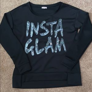 Juicy Couture Insta Glam shirt